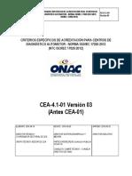 CEA-4.1-01 (Versión 03) CDA
