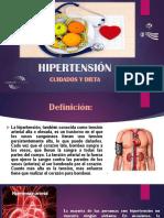 Hipertension Cuidados y Alimentacion