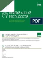 ACHS Primer Auxilios Psicologicos