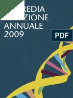 Accredia Relazione Annuale 2009