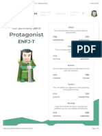 Introduction | Protagonist Personality (ENFJ-A