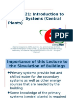 Intro to Primary Systems