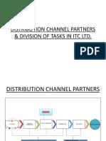 ITC LTD. channel management