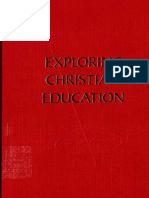 Exploring Christian Education