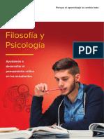 Catalogo Filosofia y Psicologia 2019