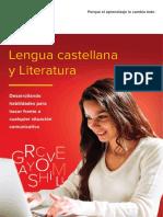 Catalogo Lengua Castellana y Literatura 2019