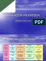 REVELACION PROGRESIVA