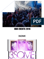 Hbr Events 2014