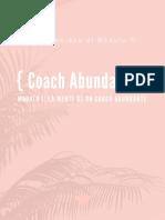 La mente de un coach abundante