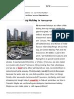 Lesson Travel Vancouver