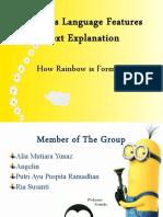 Analysis Language Features