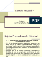 1.- Sujetos Procesales en Lo Criminal (1era Unidad, Procesal v) (1)
