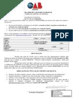 Formula Rio Oabrr Pro Judi