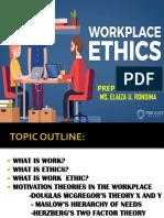Workplace Ethics Em