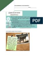 Guia de Aprendizaje Texto Descr. 7 y 8