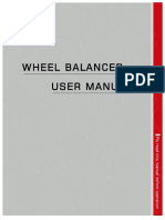 Echilibrare roata