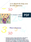 Effective Parenting -Numeracy - May -06