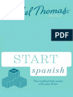 Spanish by Michel Thomas