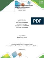 Proyecto Fase II Grupo 201207-9