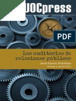CUENCA FONTBONA, JOAN-Las auditorias de relaciones públicas