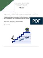 Aula 01 - Direito Penal em Exercícios - Analista Processual - MPU