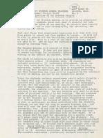 letter to freedom school teachers