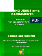 Eucharist Presentation