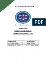 company law VI.docx