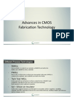Advances in cmos