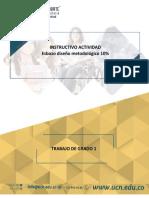 Esbozo Diseño Metodológico 10 TG1-1
