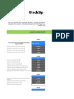 Modelo Financiero E-Commerce en 10 Pasos - Blacksip