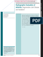 Radiographic Evaluation of Athritis Degenarative Joint Disease and Variations.pdf