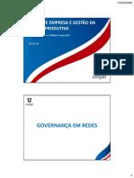 Governança em redes