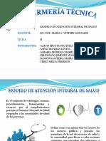 Modelo de Atención Integral de Salud Grupo 6