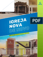 Igreja Nova de Novo - Projeto 1