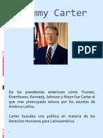 Exposición Jimmy Carter