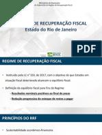 Apresentação Conselho de Recuperação Fiscal
