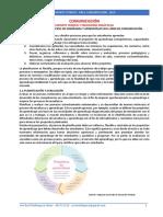 Soporte Teórico - Comunicación 2019