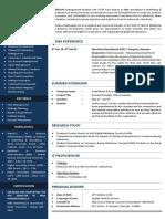 Vivek Prakash Updated Resume
