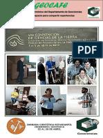 Boletín No 20-Geocafé