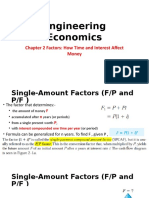 CH 2 Factors How Time and Interest Affect Money