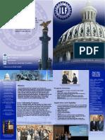 ILF Fellowship Brochure 2019