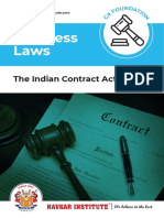 Indian Contract Act Notes 1