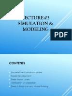 lecture 3 simulaton