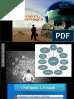 Presentación. Teorias Administrativas 1