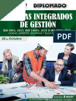 Brochure Diplomado en SIG