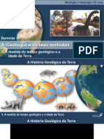 3. Tempo Geológico e Idade Da Terra