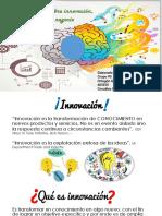 Innovación, Creatividad. Actividad 3 (2)