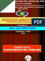Diapositiva de Sustentación de Tesis Maestría de Lenin Cuellar 2019