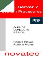 12- Guia de consulta rápida SQL Server 7 System Procedures.pdf